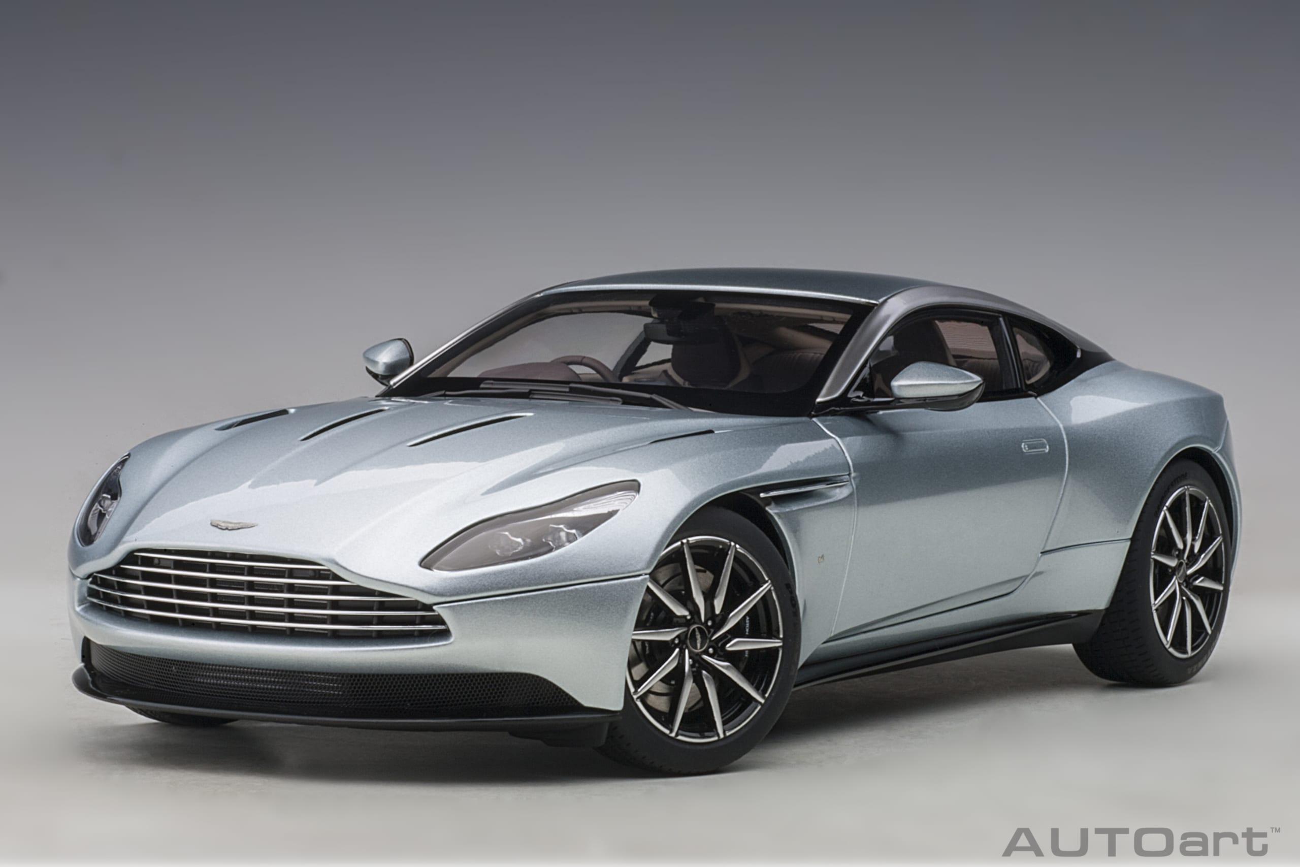 Aston Martin Db11 Skyfall Silver Autoart